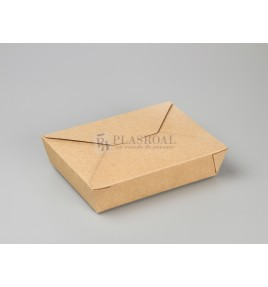 Caja kraft take away 197x140x45