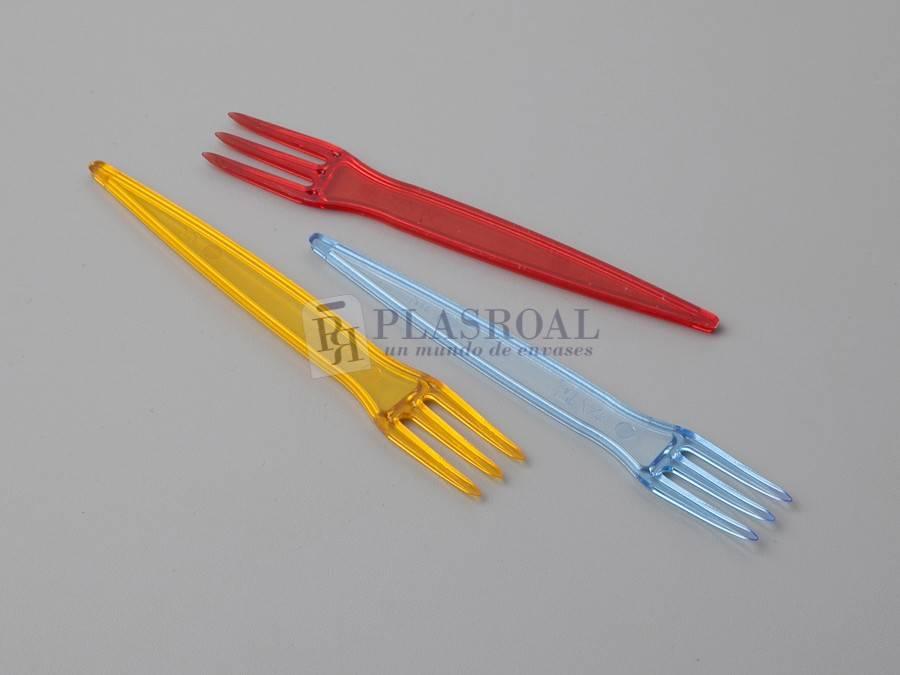 Tenedores de colores PS
