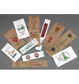 Bolsas de panadería personalizadas