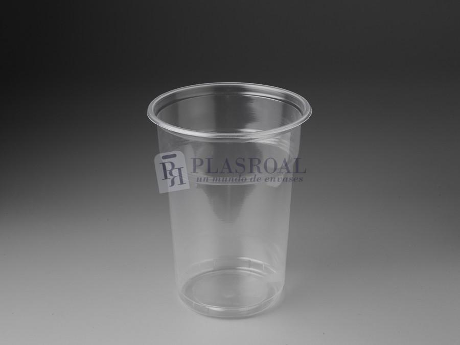 Vaso transparente PP 330cc.