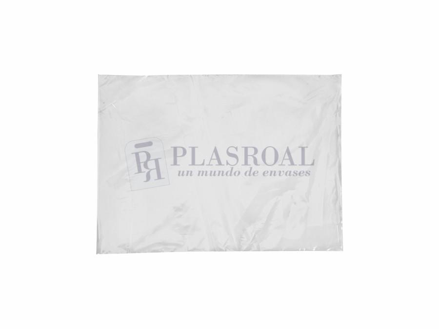 Bolsa de plástico transparente polietileno 22 x 30