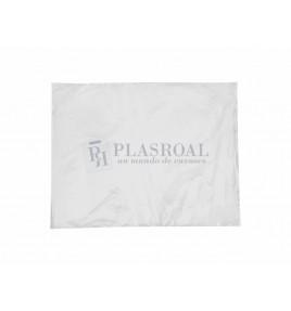Bolsa de plástico transparente polietileno 27 x 35