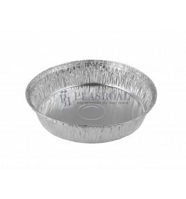 Envase aluminio redondo para pollo fed 1450