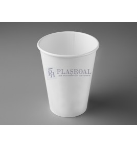 Vaso cartón de pared gruesa blanco 12 oz. SoloCup