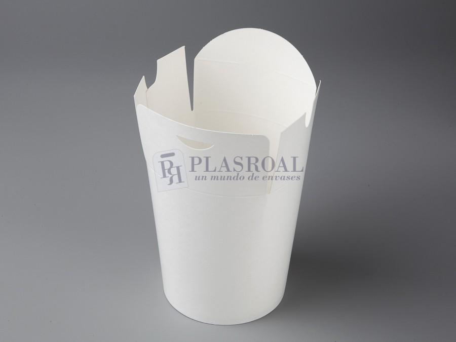 Envase cartón multifood blanco 1000 cc. 04