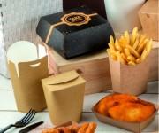 Envase cartón multifood