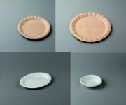 Platos Biodegradables
