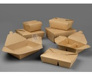 Barquetas y cajas Take Away