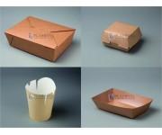 Barquetas y cajas take away